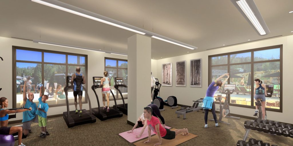 Fitness Gets a Facelift