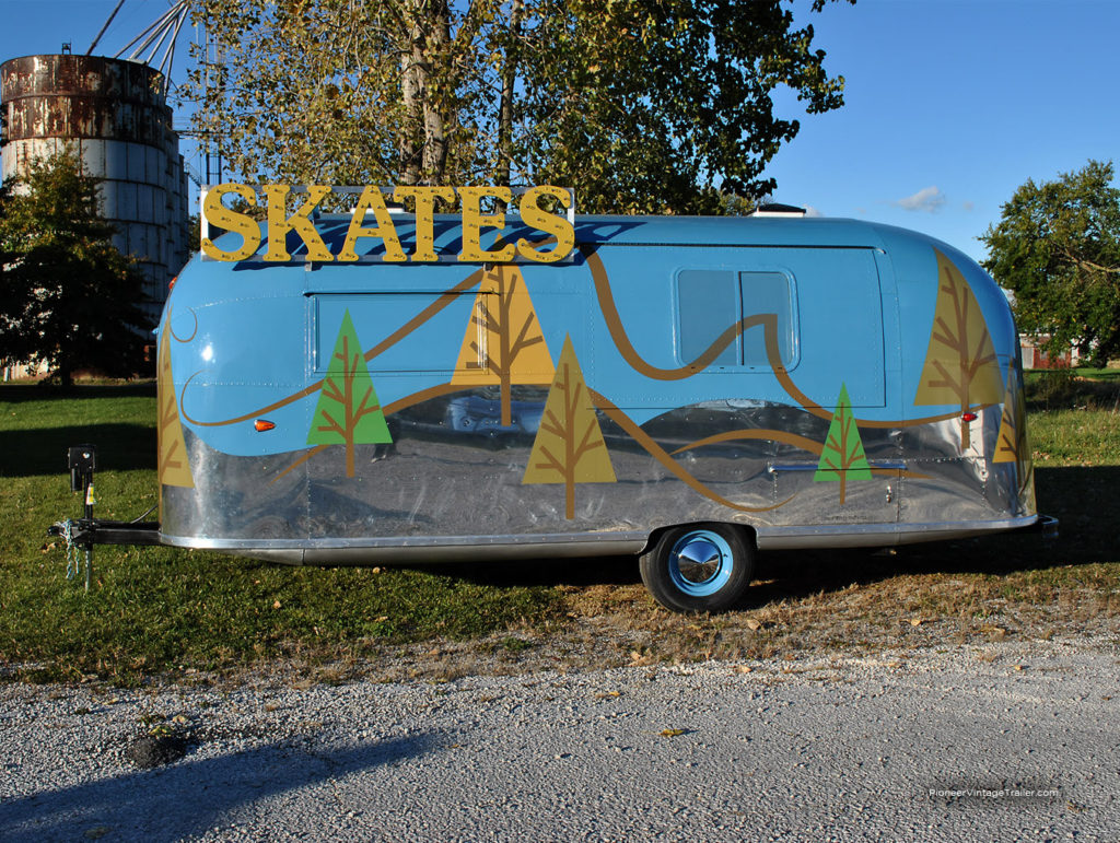 Skate into our New Airstream
