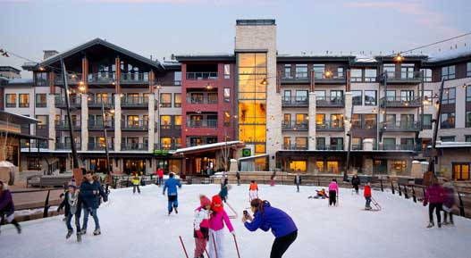 The New York Times: Snowmass Builds an Identity