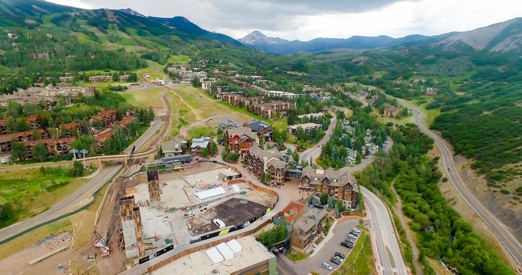 Construction Begins on $600 Million Snowmass Base Village
