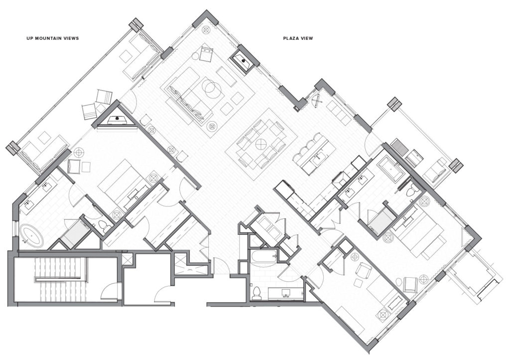 Limelight residence 517 floorplan