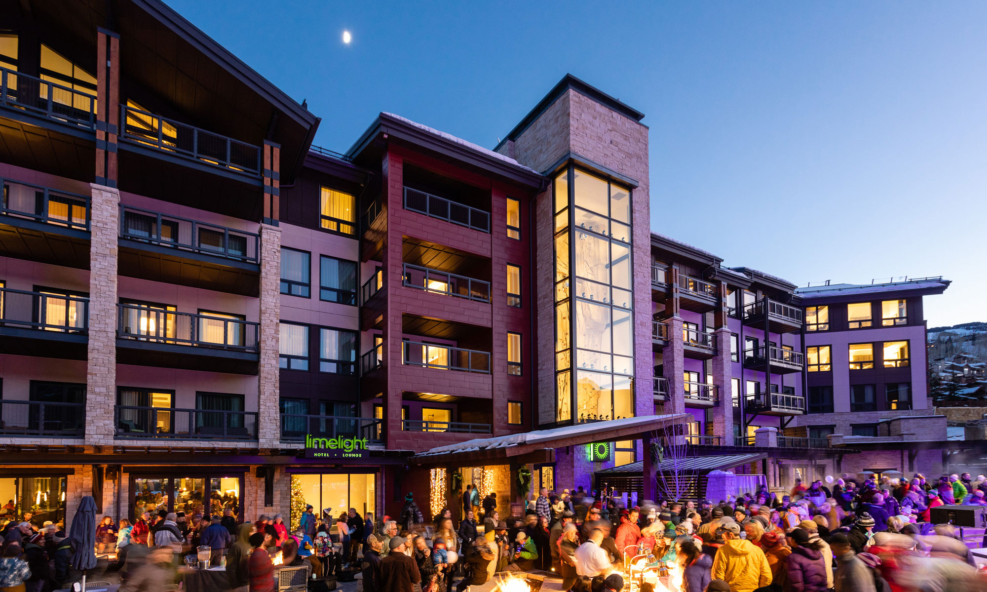 The Limelight at Snowmass Base Village