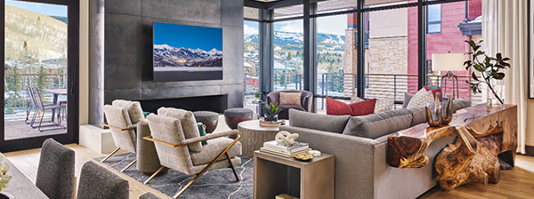 One Snowmass Typical 4-Bedroom