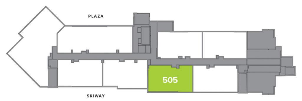 Limelight 505 Floorplate