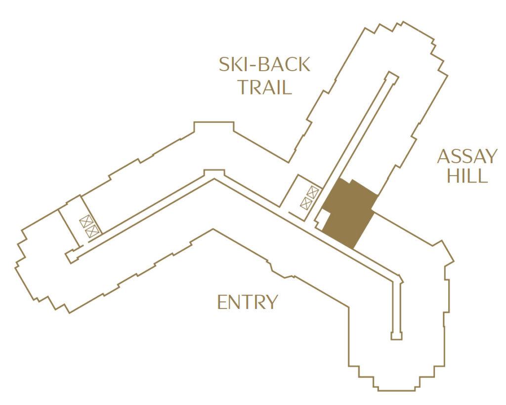Viceroy residence 734 floorplate