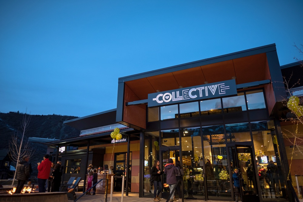 The Collective Snowmass Building Awarded LEED Gold Certification