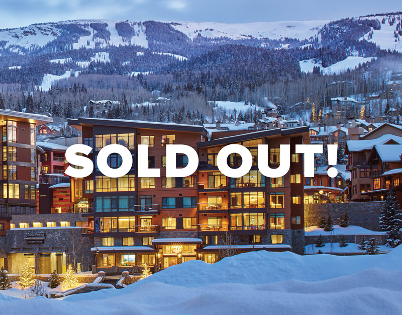 One Snowmass West - Sold out